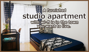 Affordable Furnished Studio Apartments
