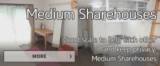 Medium Sharehouses