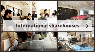 international sharehouses