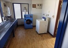 Washing machine& dryer
