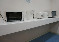 Microwave & Toaster & Rice cooker
