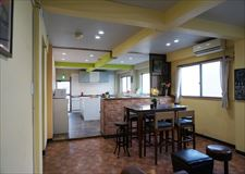 Dining space & Kitchen