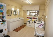 Washing machine, dryer, vending machine& water basin