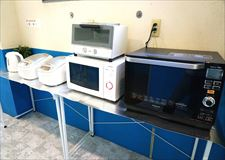 Microwave & Rice cooker