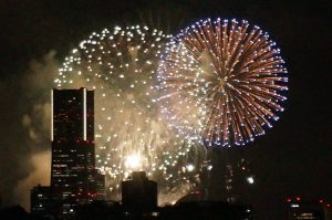 Kanagawa Newsletter Firework @ Firsthouse Gumyouji (9 min to Yokohama)