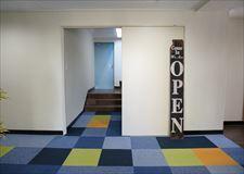 Entrance: New Open!