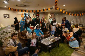 Happy Halloween @ Firsthouse Mizonokuchi 100+a (14 min to Shibuya)