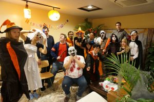 Halloween Party @ Firsthouse Ichigao (Only 4 min walk to the station)