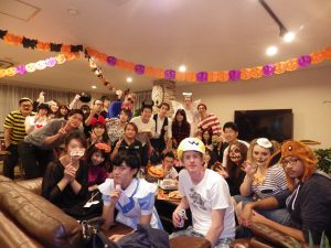 Happy Halloween from Mizonokuchi!!!