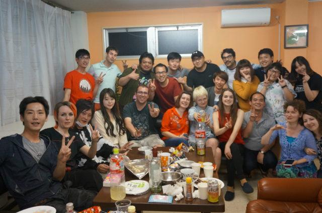 Farewell Pary@Firsthouse Fujigaoka