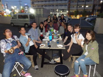 Adult BBQ Party @ Firsthouse Minami Urawa!!