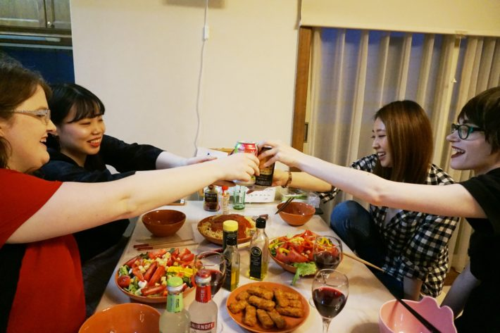 House Party @ Ma Maison Hakuraku (Yokohama)