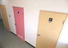 トイレ入口