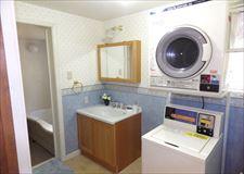 洗面所&洗濯機&乾燥機