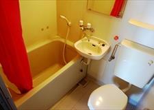 お風呂とトイレは個人専用