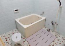 浴槽付きです!
