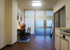 スペースにかなり余裕があり、開放感たっぷりのお部屋です!