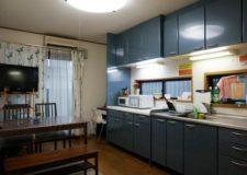 開放的なリビング兼キッチンです♪