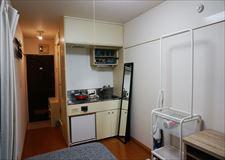 角部屋には窓2面もあるため、換気や採光も抜群!