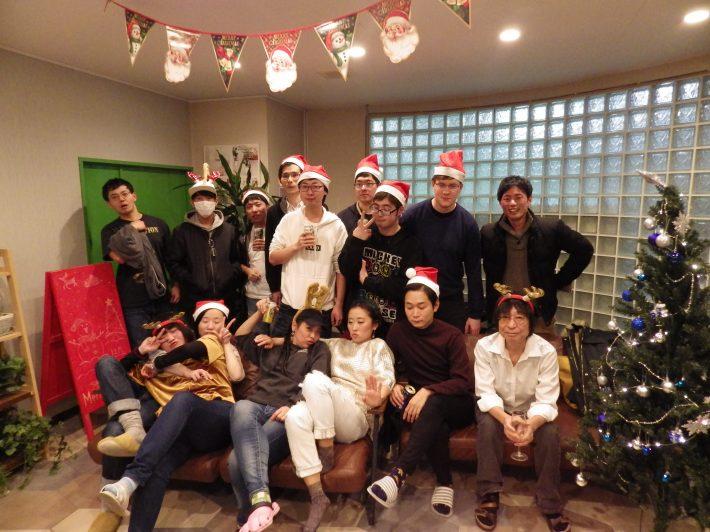 南浦和クリスマスPIZZAパーティ!!