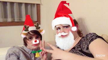 Christmas Party☆Ma Maison Hakuraku