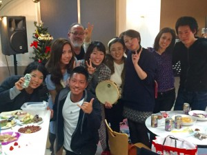 横浜青葉でクリスマス・フレンドシップデーをレポート!シェアハウスの国際交流と広がる人脈を見た!