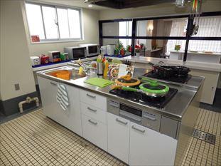 キッチンスペース1