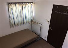 6畳部屋の408号室になります。