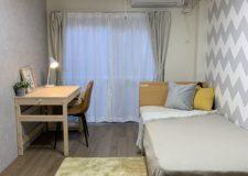 Room 104(12.6㎡)①