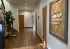 Hallway of the 1st floor