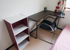 Furnished rooms