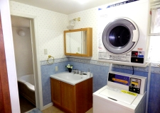 Water basin& Washing machine & Dryer