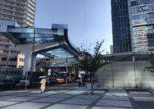 Toyosu station①
