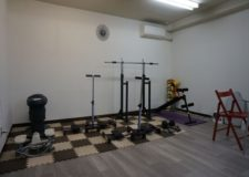 Fitness space