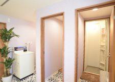 Shower room for women