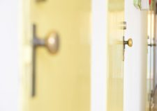 May feel relax with retro doorknob
