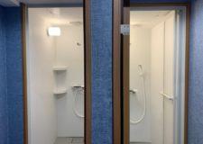 Shower room for men