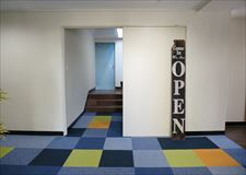 Entrance: New Open!
