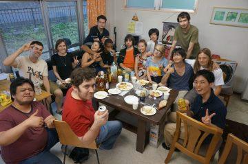 Hot! Hot! Very hot! BBQ Party @ Fujigaoka (Yokohama)