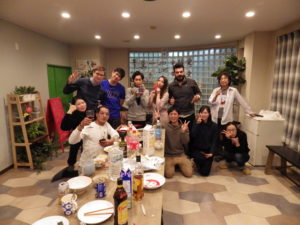 Sushi Party @ Firsthouse Minami Urawa