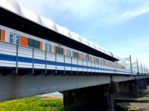 Feature: share houses on popular Tokyu-Den-entoshi Line!