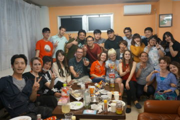 Farewell Pary@Firsthouse Fujigaoka