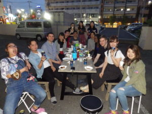 Adult BBQ Party @ Firsthouse Minami Urawa!!