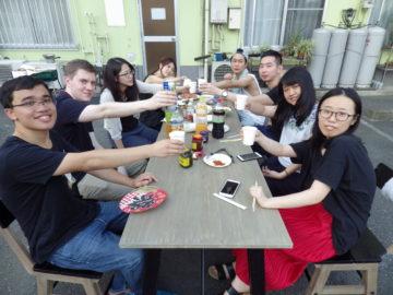 The Second BBQ @ Minami Urawa!