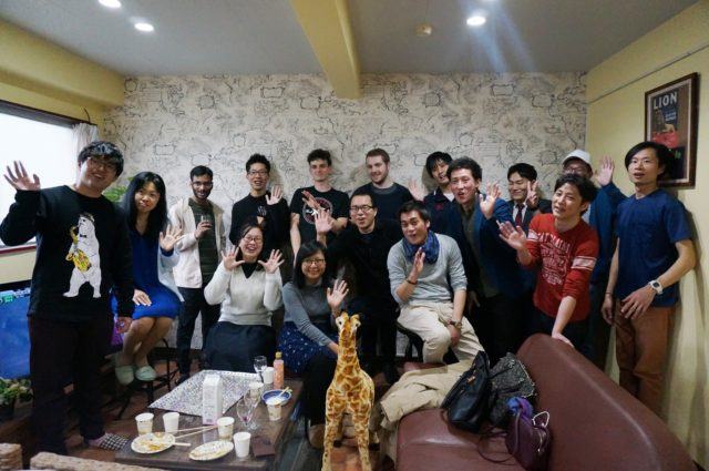 Renewal Party @ Firsthouse Omori