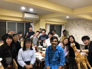 Christmas Party @ Firsthouse Omori