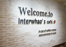 Cafe like atmosphere all inside the house!