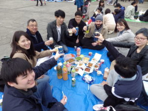 House party with the residents of Firsthouse Minami Urawa in Ouji (Tokyo)