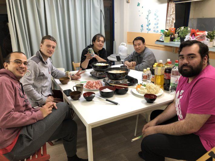 NABE in First house Nishi Funabashi