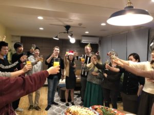 ♪ Christmas Party ♪ @First house Takaido-Suginami